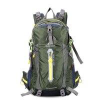 Maleroads 40L Water Resistant Nylon Outdoor Sport Bag Hiking Camping Backpack Bags Sports Backpack Bike Rucksack Bag