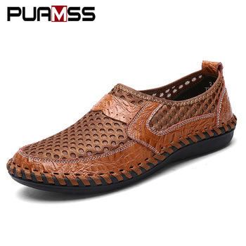 Men Casual Shoes Breathable Loafers Sneakers 2019 New High Quality Breathable Light Sandals Loafers Zapatos De Hombre Men Shoes