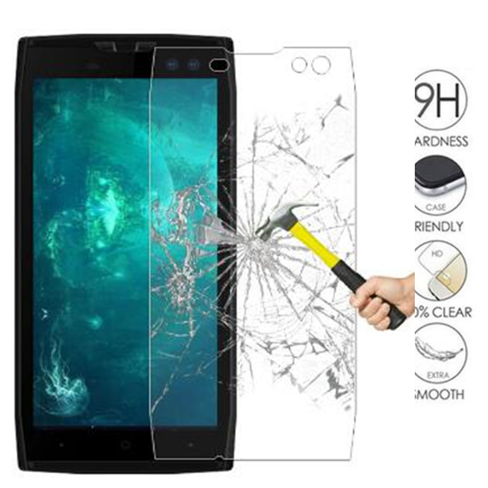 For Doogee S50 Screen Protector Tempered Glass For Doogee S50 Glass 9H 2.5D Explosion-proof Anti-scratch Phone Film