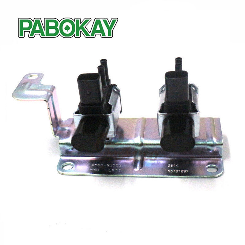 Vacuum Solenoid Valve Intake Manifold For Ford Focus Mazda 3 5 6 CX-7 K5T46597 K5T81297 K5T81777 K5T81980 1357313 4M5G9A500