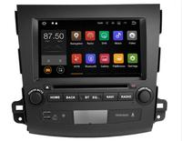 8.1 Car DVD Player GPS Navigation System for Mitsubishi Outlander 2007 2008 2009 2010 2011 2012 Can Bus Mirror Link WiFi 3G OBD2