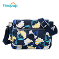 Woman Bags 2017 Bag Handbag Fashion Handbags Shoulder Bag Nylon Waterproof Mini Bags New Arrival Casual Women Messenger Bags