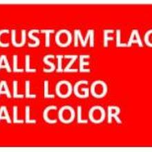12x6ft 365x180cm custom double side flag any logo any word any style any size for adverting,festival,activity custom flag