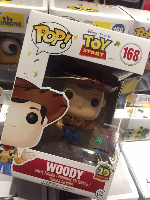 Toy Story Funko Pop Woody Vinyl Figures Funko Figures 3 75 Pop