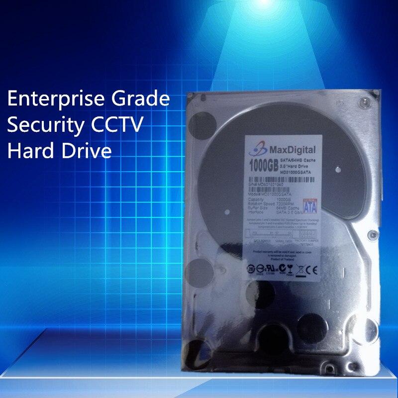 все цены на  1000GB HDD  SATA 3.5inch  Enterprise Grade Security CCTV Hard Drive Warranty for 1-year  онлайн