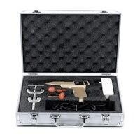 780N 4 регулируемый уровень Хиропрактики Настройка инструмента интенсивность терапии Электрический коррекции пистолет активатор шейки масс