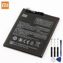 XiaoMi Original Replacement Battery BM3B For Xiaomi MIX2 MIX 2 100% New Authentic Phone 3400mAh