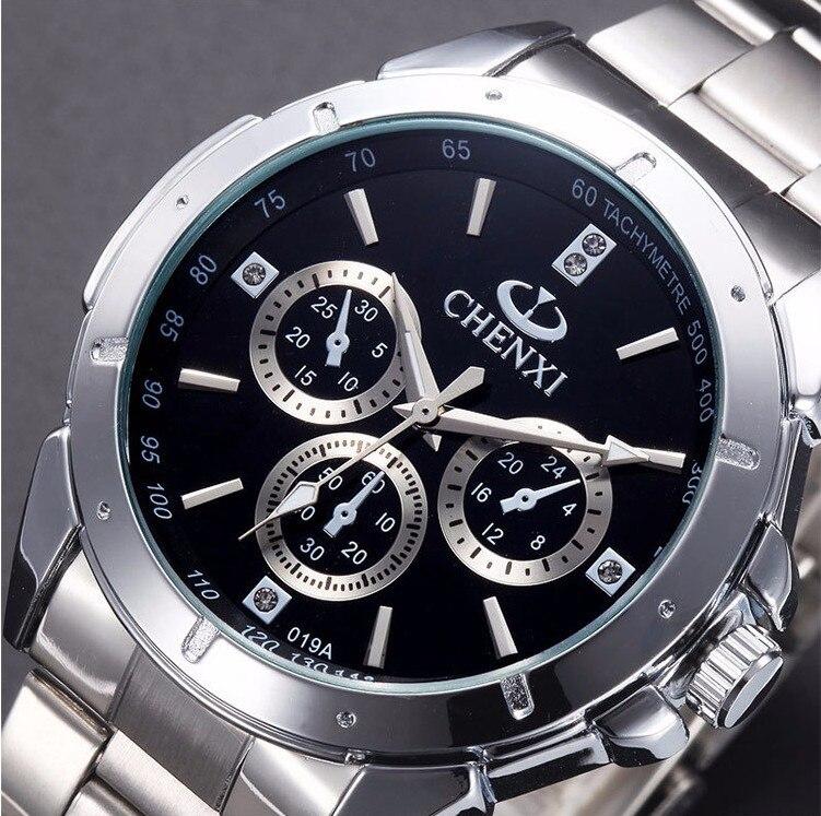 CHENXI Wristwatch 2017 Quartz Watch Men Watches Top Brand Luxury Famous Fashion Wrist Watch Male Clock Relogio Masculino Hodinky chenxi wristwatches 2017 gold watch men top brand luxury famous quartz wrist watch goldren male clock hodinky relogio masculino