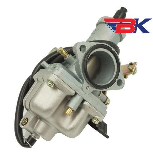 PZ30 carburador 30mm carbohidratos 200cc 250cc Cable choque de la bici de la suciedad ATV Taotao SunL JCL