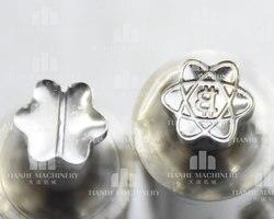 3d BTC die mold punch set per il timbro Personalizzato pugno per tdp0/1.5/5 della caramella macchina della pressa