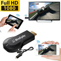2016 Hot Sale Chrome Cast Miracast Ezcast TV Stick For Android IOS Win7 iPhone Mirascreen Anycast Dongle TV DLNA Airplay HDMI