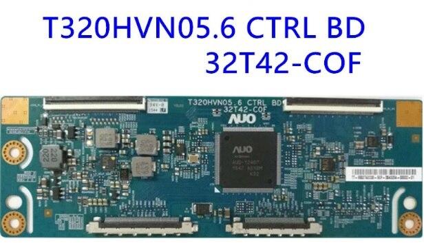 Latumab  Original  New  T-Con Board T320HVN05.6 CTRL BD 32T42-COF 120HZ  LCD Controller TCON Logic Board Free Shipping
