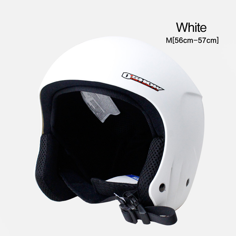 OSHOW Ski Helmet For Adult F-Covered Snowboard Helmet Sports Helmet Women Helmet Covers Safety Skate Light