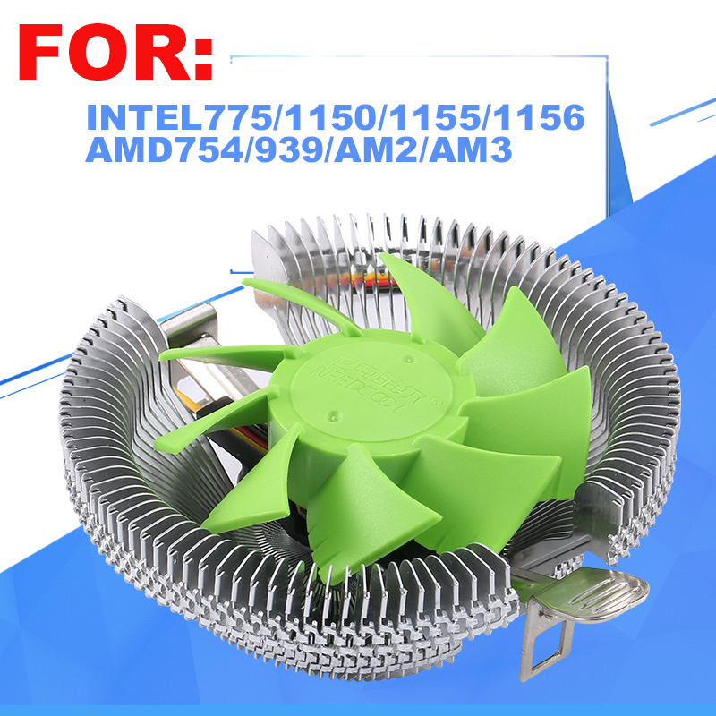 CPU cooler,CPU Fan,for Intel LGA 775/1155/1156, for AMD 754/939/AM2/AM2+/AM3/FM1,CPU radiator pc cooler red ocean mini plus computer cpu cooler heatpipe 2pcs 80mm cooling fan for socket 754 939 am2 am2 am3 fm1 lga775