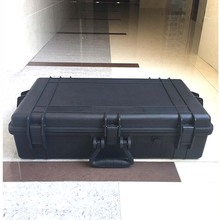 large inner size 720*430*180 mm hard plastic shipping case for precious equipment