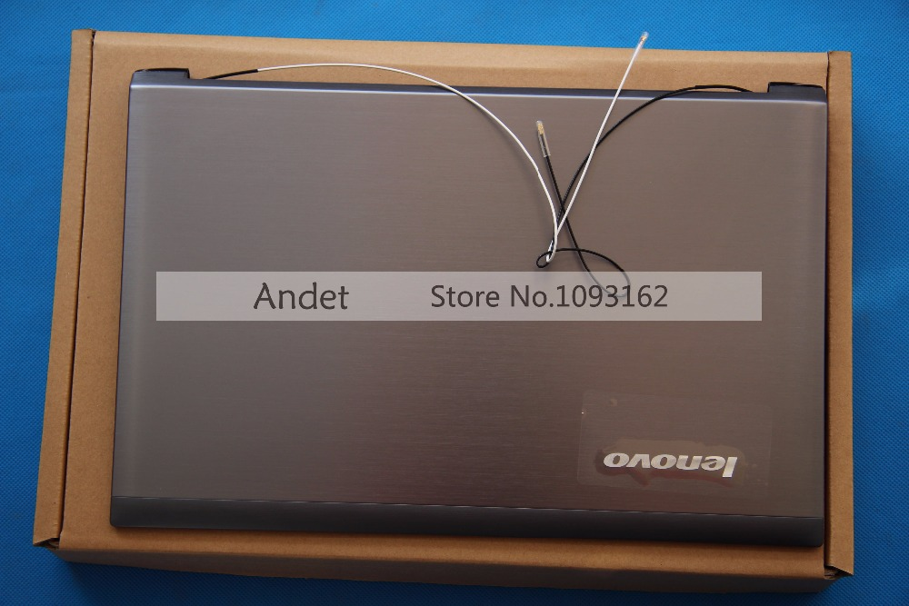 New Origianl for Lenovo Ideapad V570 Top Lcd Rear Lid Top Back Cover 604IH20001 11S604IH20001100 цена
