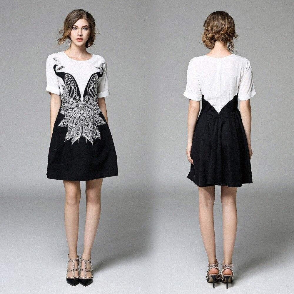 Aliexpress.com : Buy spring summer runway designer womens dress ...