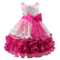 Sequin Dress For Girl Formal Evening Gown Flower Wedding Princess Dress Girls Party Dress