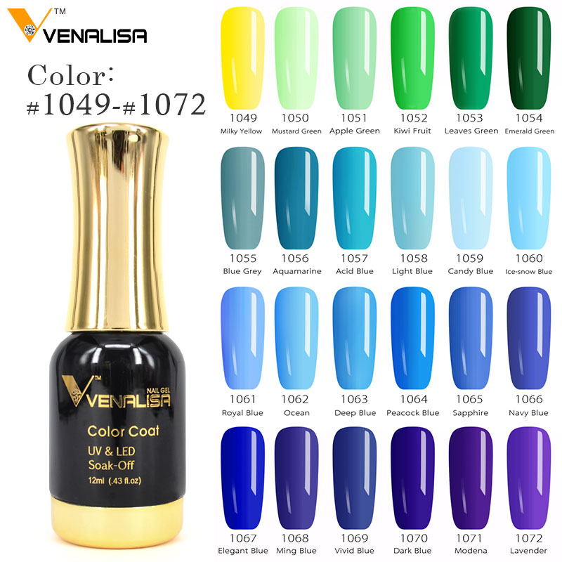 #60751 Venalisa New Nail Art Products 12ml Makeup