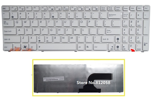 Asus K52JU Notebook Keyboard Filter Driver Windows 7