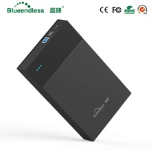 Plastic USB 3.0 to SATA I II III 1.0 2.0 3.0 HDD Enclosure 2.5 3.5 Hard Drive Case SSD Hard Disk Box up to 6GBPS Reading Speed  стоимость