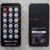 CN KESI FIT Original Projector Remote Control PT LS26 For PANASONIC PT LS25DU PT LS26E PT SD2600..Projector