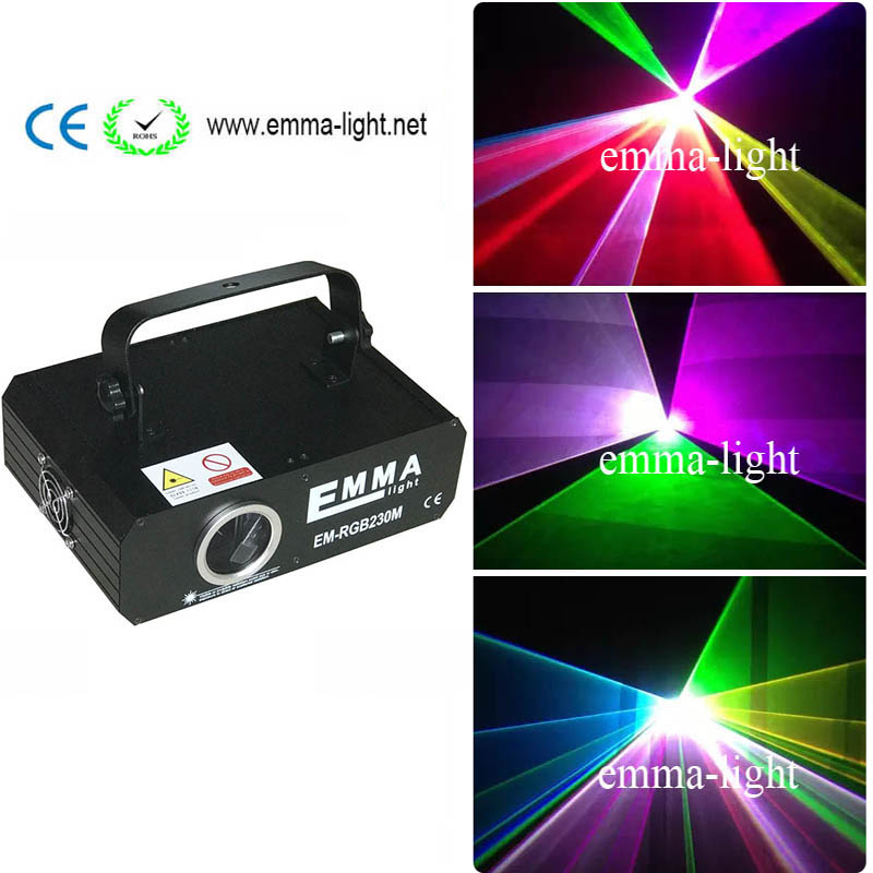 Creative Sale! 2017 New Laser Light Rgb Laser Show Dmx Ilda Sd Card Slot 30k System 1w Full Color Beam Animation Strobe Projector Crease-Resistance