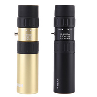 Outdoor Portable Black Compact 10X 90X Monocular Telescope Handy Scope For Sports Camping Hunting