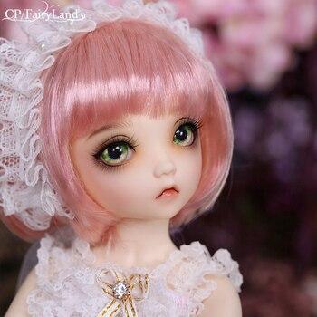 Fairyland Littlefee   1/6 BJD SD Dolls Model Girls Boys Eyes High Quality Toys Shop Resin Gifts Free eyes 2