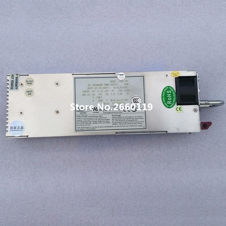 Server power supply for EFRP-300 300W fully tested цена