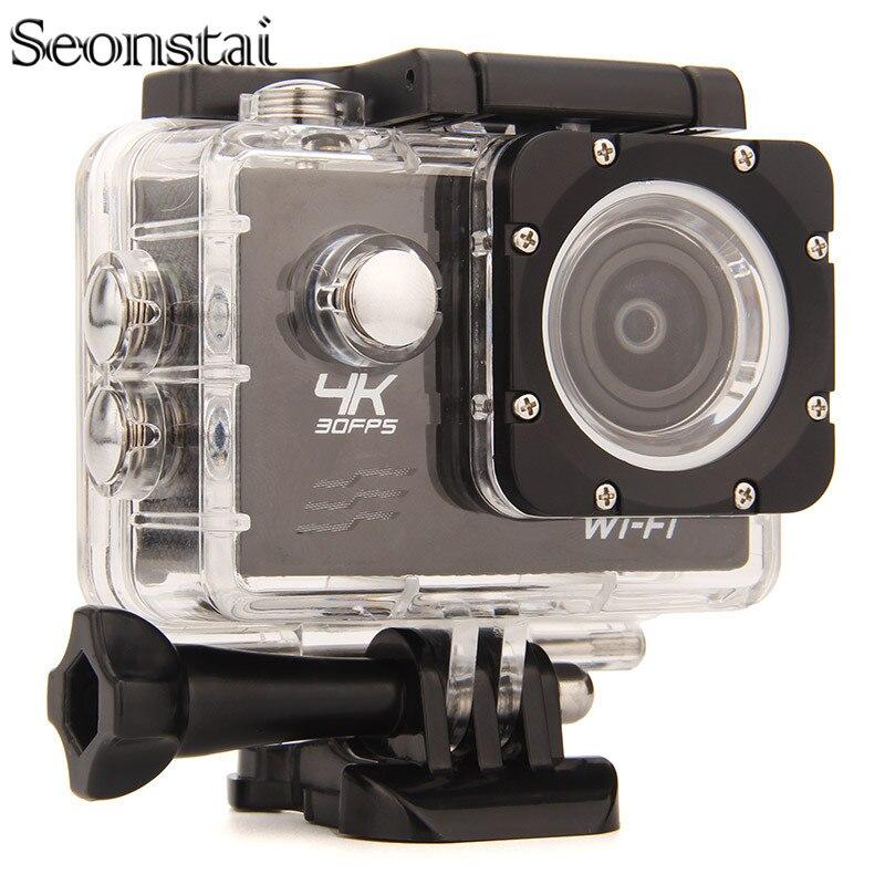 4 K cámara de Acción AllwinnerV3 H10 4 K/30fps 1080 P/60fps 720 P/120fps WiFi 2.