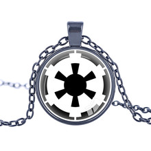 Star Wars Logo Symbol Necklace