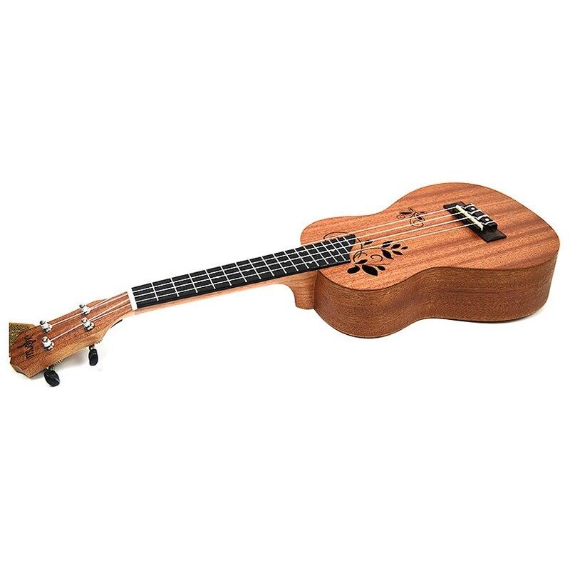 23 inch Ukulele Concert Ukulele 23 Inch 17 Frets Mahogany 4 String Acoustic Beginner Hawai Guitar23 inch Ukulele Concert Ukulele 23 Inch 17 Frets Mahogany 4 String Acoustic Beginner Hawai Guitar