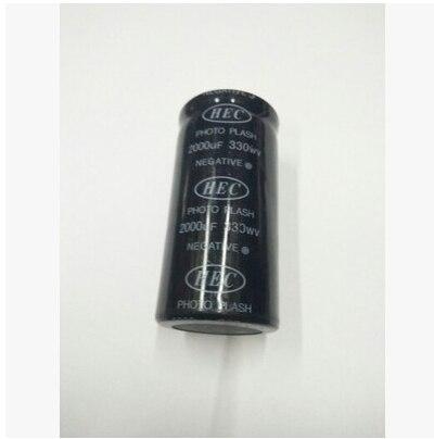 330 v 2000 uf au lieu de 360 v 2200 uf condensateur photo flash 42*56mm