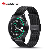 2017 LEMFO GW01 Tracker Smart Watch Sleep Monitor Sedentary Pedometer Message Sync Call Smart Phone For Android IOS