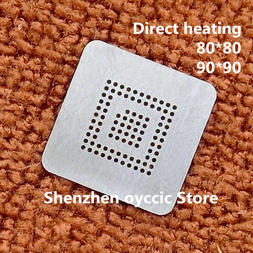 Direct Heating 80*80 90*90 CD3215COO CD3215C00ZQZR CYPD4155-96BZXI TPS65983BAZBHR CYPD4155-9 BGA96  BGA Stencil Template