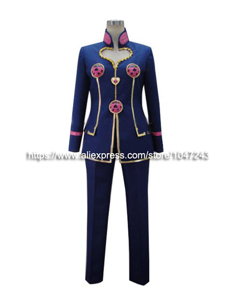 metà fuori 0f66b 06d80 US $98.39 20% OFF Fashion JoJo's Bizarre Adventure Melone Uniform Cosplay  Clothing Cos Costume,Customized Accepted-in Anime Costumes from Novelty &  ...