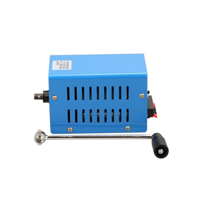 Image 2 - Outdoor 20W Multi function Portable Manual Crank Generator Emergency Survival Power Supply Outdoor Tools