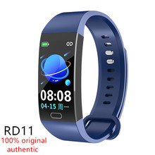 New RD11 Smart Band Sports Fitness Tracker Bluetooth Bracelet Heart Rate Monitoring IP67 Waterproof Smart Eatch PK Y5 R11 S3