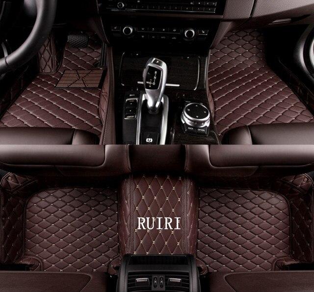 High Quality Free Shipping Custom Special Floor Mats For Subaru