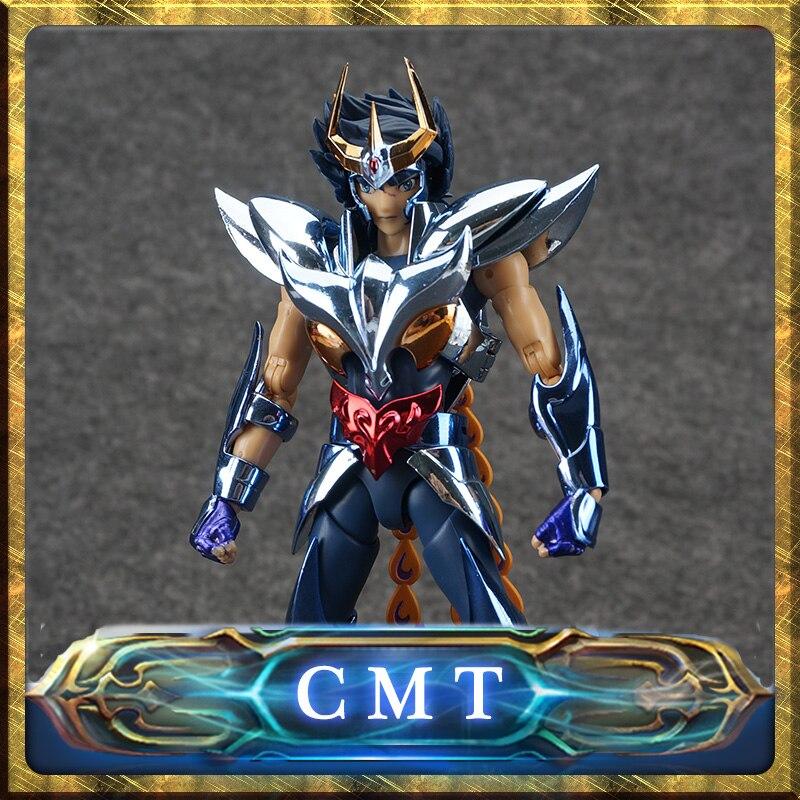 CMT Aurora Model Cs Model Metal Armor Saint Seiya Cloth Myth EX Ikki Phoenix Final V3 Action Figure стоимость