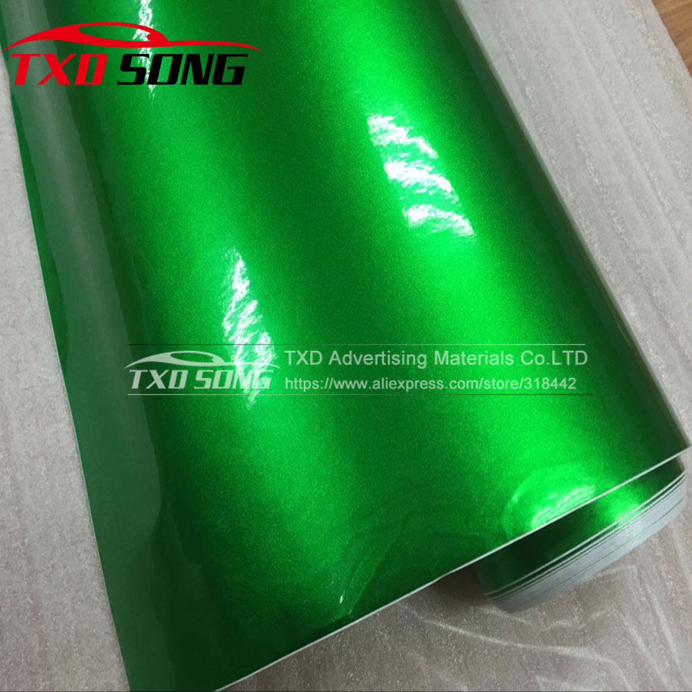Free shipping metallic pearl glitter sticker for car full body decoration  with air bubble 1.52 20M Roll-in Car Stickers from Automobiles    Motorcycles on ... d0b875ba7b4f