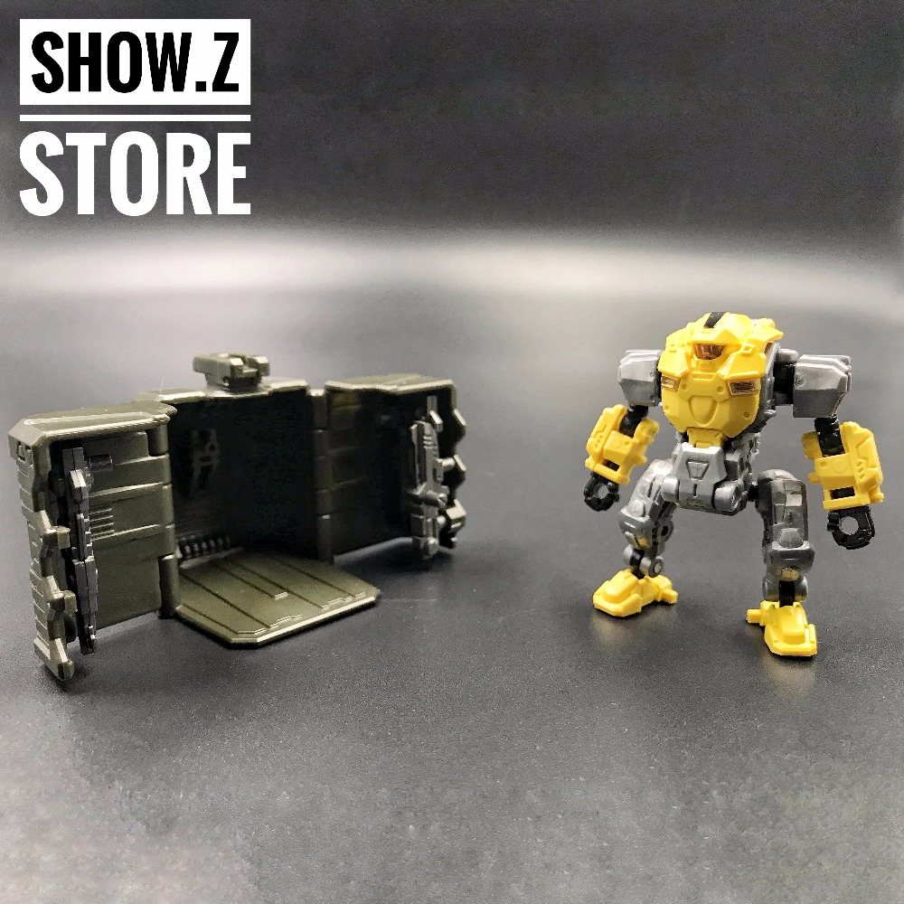 [Show.Z Store] MechFansToys MFT Lost Planet Powered-suit DA02 Special Edition Transformation Action Figure Mech Fans Toys graco junior maxi