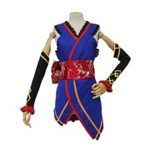 Brdwn Fate Grand Order FGO womens Miyamoto Musashi servant Saber Cosplay Costume