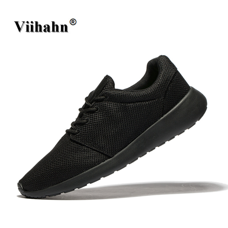 Viihahn Men s Running Shoes Breathable Easy Run Sneakers Spring EVA Outsole Footwear Soft Sports Shoes