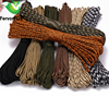 100M Paracord 550 Paracord Parachute Cord Lanyard Rope Mil Spec Type III 7 Strand Climbing Camping