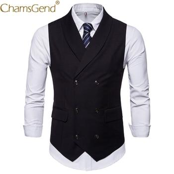 Business Man Formal Vest Blazers