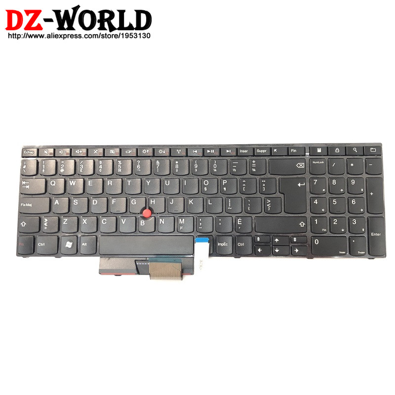New for lenovo IBM Thinkpad Edge E520 E525 laptop Keyboard 0A62104 04W0901