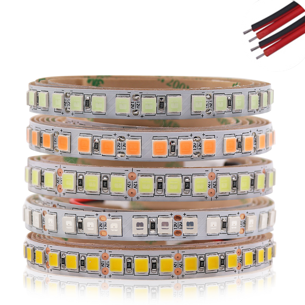 DC12V LED Strip 5054 60led/m 120leds/m 5m 600LED Flexible LED Light RGB 5050 Strip warm white /white /RGB New Brighter than 5050 dc12v led strip 5050 rgb rgbw rgbww 5m 60led m ip65 waterproof 5050 led strip light rgb white rgb warm white