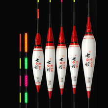 Funhe Led Fishing Float Special Colorful Light Luminous Floaters High Brightness Fishing Bobbers High Sensible Electronic Floats new fishing float shallow water light led luminous floats high brightness fishing bobbers high sensible electronic floats